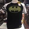 แบทแมน สีดำ (Batman logo green net)