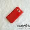 เคส Samsung J2 3 ชั้นกากเพชร สีแดง