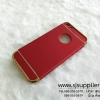 เคส iPhone 7 3ชั้น สีแดง