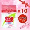 *** จำนวน 10 ชิ้น *** Meiji Amino Collagen (รีฟิล) คอลลาเจนผงจากญี่ปุ่นที่ขายดีอันดับ1 เข้มข้นด้วยคอลลาเจน 5000mg. [คุ้มๆ 10 ชิ้น เฉลี่ยตกชิ้นละ 770บาท]