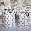 โลโกมาร์เวล สีขาว (Marvel tiny white)