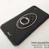 เคส iPhone 7 Plus แหวนเพชร ตั้งได้ สีดำ BKK