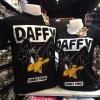 ลูนี่ตูนส์ สีดำ (Daffy duck triangle black)