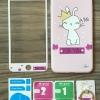 เคส iPhone 7 Plus กระต่ายขาว เคสสีชมพู + ฟิล์มกระจก มีแหวน BKK