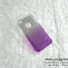เคส iPhone5/5s/SE กากเพชรไล่สี สีม่วง