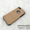 เคส iPhone 6/6s Plus ลายไม้ สีน้ำตาลอ่อน