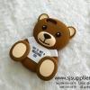 เคส iPhone7 Plus หมี Toy เต็มตัว