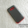 เคส Samsung J5 Slim Armor สีเทาแดง