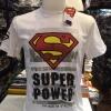 ซุปเปอร์แมน สีขาว (Superman power white)