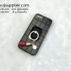 เคส iPhone 6/6s Plus ตารางมุก สีดำ