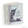 ตู้แขวนผนังทรงหนังสือ THE OLD MAN AND THE SEA