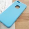 เคส iPhone6/6s Plus ELEGNT หนัง สีฟ้า