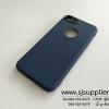 เคส iPhone 7 Soft Frosted สีน้ำเงิน