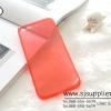 เคส Zenfone Go 5.5 (ZB551KG) ซิลิโคน สีแดง