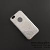 เคส iPhone6/6s กากเพชร ไล่สี สีเงิน