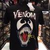 มาร์เวล สีดำ (Venom face black)