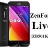 ฟิล์มกระจก ASUS ZenFone Live (ZB501KL)