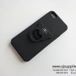 เคส Samsung J2 Prime แหวนหมี สีดำ BKK