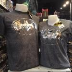 แบทแมน สีเทา (Batman gray silver logo)