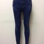 กางเกงยีนส์ฮ่องกง Size 28 Code#9579