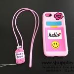เคส iPhone7 อมยิ้ม+สาย