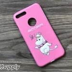 ฺเคส iPhone 7 Plus มูมิน สีชมพู BKK