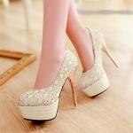 Preorder รองเท้าแฟชั่น สไตล์เกาหลี 32-43 รหัส 9DA-6012