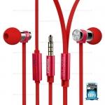 รับประกันสินค้า 1 ปี โดย Remax (Thailand) หูฟัง REMAX Small Talk RM - 565i สีแดง