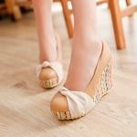 Preorder รองเท้าแฟชั่น สไตล์เกาหลี 34-39 รหัส 9DA-6842