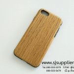 Case Iphone7 (Wood Rosewood,PC-017) - เคส WK
