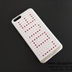 เคส iPhone6/6s Plus JZZS เพชร สีขาว