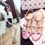 Preorder รองเท้าแฟชั่น สไตล์เกาหลี 31-44 รหัส 9DA-0926