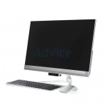 LENOVO IdeaCentre AIO 520S-23IKU(F0CU000VTA,Silver)Touch Screen Free Wireless Keyboard & Mouse,Win 10