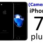 ฟิล์มกระจกกล้อง iPhone7 Plus