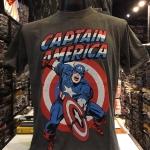 กัปตันอเมริกา สีเทา (Captain america logo hero)