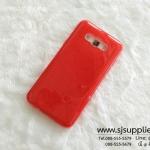 เคส Samsung J7 (2016) 3 ชั้นกากเพชร สีแดง