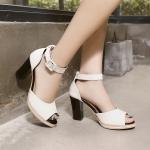 Preorder รองเท้าแฟชั่น สไตล์เกาหลี 32-43 รหัส 9DA-1091
