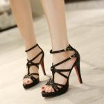 Preorder รองเท้าแฟชั่น สไตล์ เกาหลี 34-39 รหัส 9DA-7409