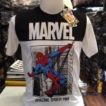 สไปเดอร์แมน สีขาว (Spiderman building)