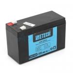 """Battery 7.8Ah 12V """"ETECH"""""""