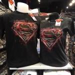 ซุปเปอร์แมน สีดำ (Superman red blood black)
