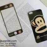 ฟิล์มกระจก iPhone5/5s/SE แฟชั่น