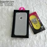 เคส iphone 6 plus Baranar ลาย+แหวน สีเงิน