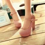 Preorder รองเท้าแฟชั่น สไตล์เกาหลี 32-42 รหัส 9DA-9621