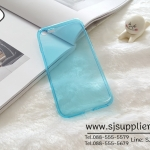เคส iPhone6/6s Plus ซิลิโคน สีฟ้า