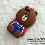 เคส iPhone7 Plus หมีบราว์ เอี้ยม
