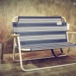 เก้าอี้พับ Coleman Relax Folding Bench