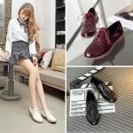 Preorder รองเท้าแฟชั่น สไตล์เกาหลี 30-43 รหัส 9DA-3475