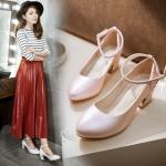 Preorder รองเท้าแฟชั่น สไตล์เกาหลี 31-43 รหัส 9DA-9212