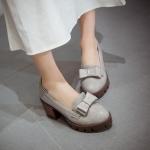 Preorder รองเท้าแฟชั่น สไตล์ เกาหลี 34-43 รหัส 9DA-9018